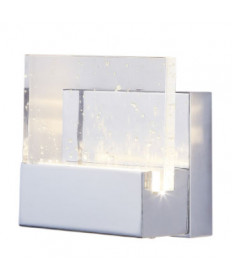 1 VERRE LED VANITY FIXTURE 9W (GBW61007-1)