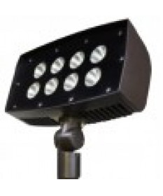 MODERN LED FLOOD LIGHT 300W (GBFLL350-300W-3X3)