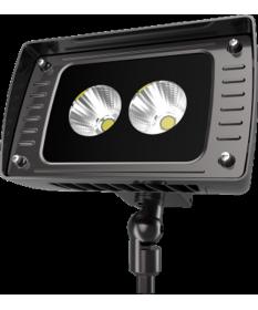 MODERN LED FLOOD LIGHT 40W (GBFLL370-40W-3X3)