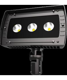 MODERN LED FLOOD LIGHT 114W (GBFLL400-114W-3X3)