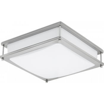 CLARITY LED FLUSH MOUNT