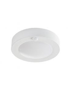 DECORA LED FLUSH MOUNT 15W WITH MOTION SENSOR (GBCL501-MS-CCT)