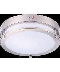 DECORA LED FLUSH MOUNT 15W EMERGENCY (GB-CL200EMP)